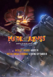 Made in Abyss: Dawn of the Deep Soul Launches Virtually This Month