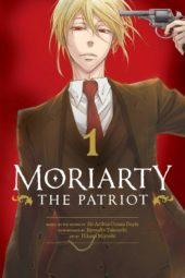 Moriarty the Patriot Volume 1 Review