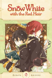Snow White with the Red Hair Volume 9 Review