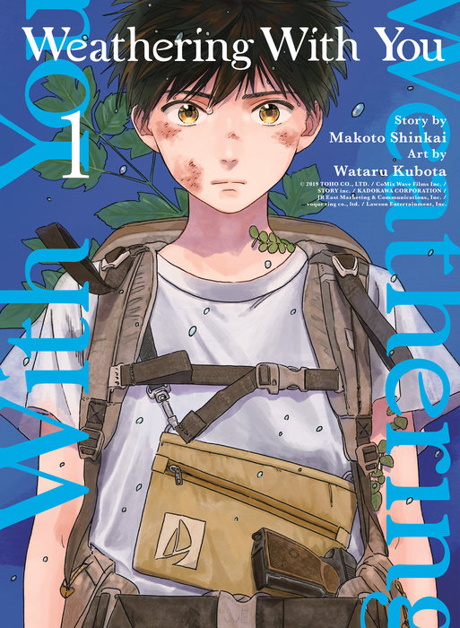 Weathering With You Volume 1 Review Anime Uk News
