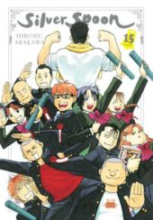 Silver Spoon Volume 15 Review