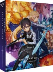 Sword Art Online: Alicization Part 1 Review