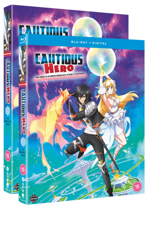Cautious Hero The Hero Is Overpowered But Overly Cautious Complete Series Review Anime Uk News