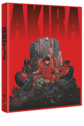 Manga UK Offering AKIRA 4K Replacement Scheme in February