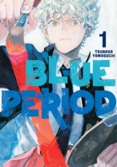 Blue Period Volume 1 Review
