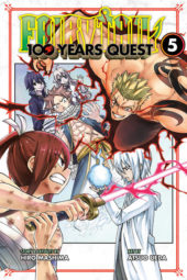 Fairy Tail: 100 Years Quest Volume 5 Review