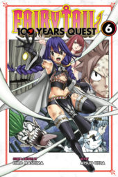 Fairy Tail: 100 Years Quest Volume 6 Review