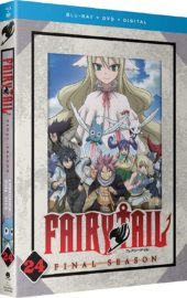 Fairy Tail: Final Season Collection 24 Review