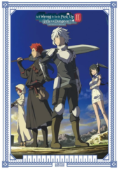 Is It Wrong to Try to Pick Up Girls in a Dungeon? Season 2 Review