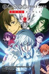 Bungo Stray Dogs Volume 5 (Light Novel) Review