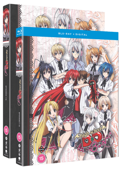 High School DxD Producer Reveals Reason Behind Animes New