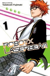 Lockdown Reads: Robot x Laserbeam