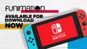 Funimation Streaming App Launches on Nintendo Switch in UK & IRE