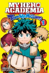 My Hero Academia: Team Up Missions Volume 1 Review
