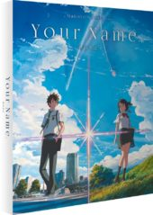 Anime Limited Reveals Makoto Shinkai's Your Name 4K Ultra HD Release Details