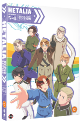 Hetalia: World Party Collection (Seasons 5-6) Review