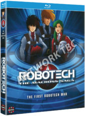 Robotech: The Macross Saga Listed for UK Blu-ray release by Funimation