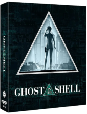 Ghost in the Shell 4K Ultra HD Limited Edition Steelbook & Standard Listed for UK Release