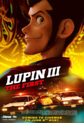 Anime Limited Confirms Lupin III: The First UK Theatrical Screening via Showcase Cinemas