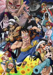 Crunchyroll Expands One Piece Episodes 326-746 (Thriller Bark to Dressrosa) Streaming Availability for UK & Ireland
