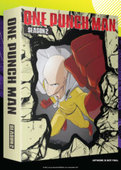 Funimation UK Schedules One Punch Man Season 2 Blu-ray Release, Limited Edition Included