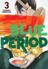 Blue Period Volume 3 Review