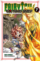 Fairy Tail: 100 Years Quest Volume 7