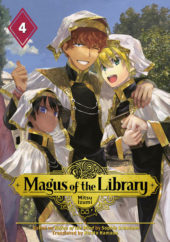 Magus of the Library Volume 4 Review