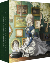Violet Evergarden: Eternity and the Auto-Memory Doll Collector's Edition Review