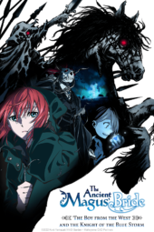 Crunchyroll Announces More Autumn 2021 Anime Simulcasts with Ancient Magus Bride OAD, Demon Slayer Season 2, Digimon Ghost Game, World Trigger Season 3 & More