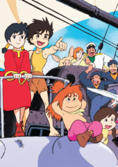 Anime Limited Acquires Hayao Miyazaki's Future Boy Conan with 4K Ultra HD & Blu-ray UK release for Q1 2022