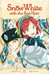 Snow White with the Red Hair Volumes 11-13 Review