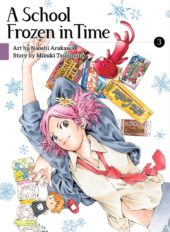 A School Frozen in Time Volume 3 Review