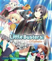 Little Busters Refrain Review