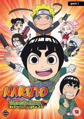 Naruto Spin-off: Rock Lee and his Ninja Pals – Collection 1