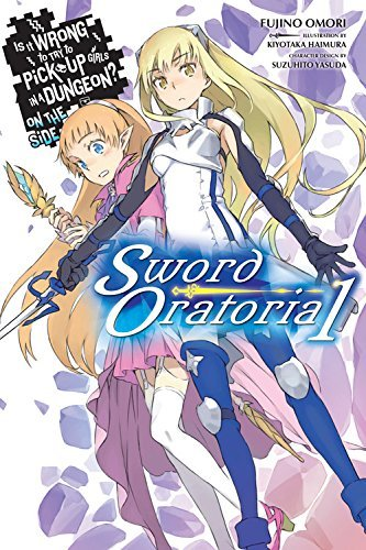 Is It Wrong to Try to Pick Up Girls in A Dungeon? On the Side: Sword