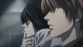 Death Note and Light's character