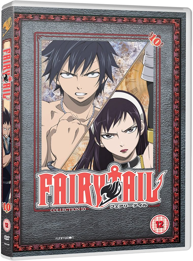 Fairy Tail Collection 10 Ep 109 120 Review Anime UK News