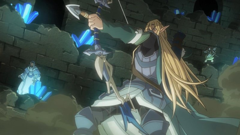 Log Horizon Sceen 3