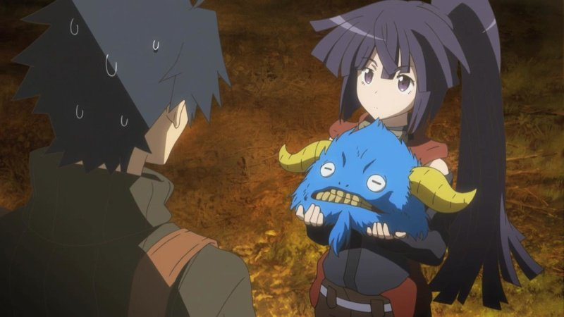 Log Horizon Screen 5