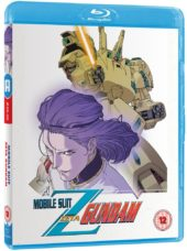 Mobile Suit Zeta Gundam Part 2 Review