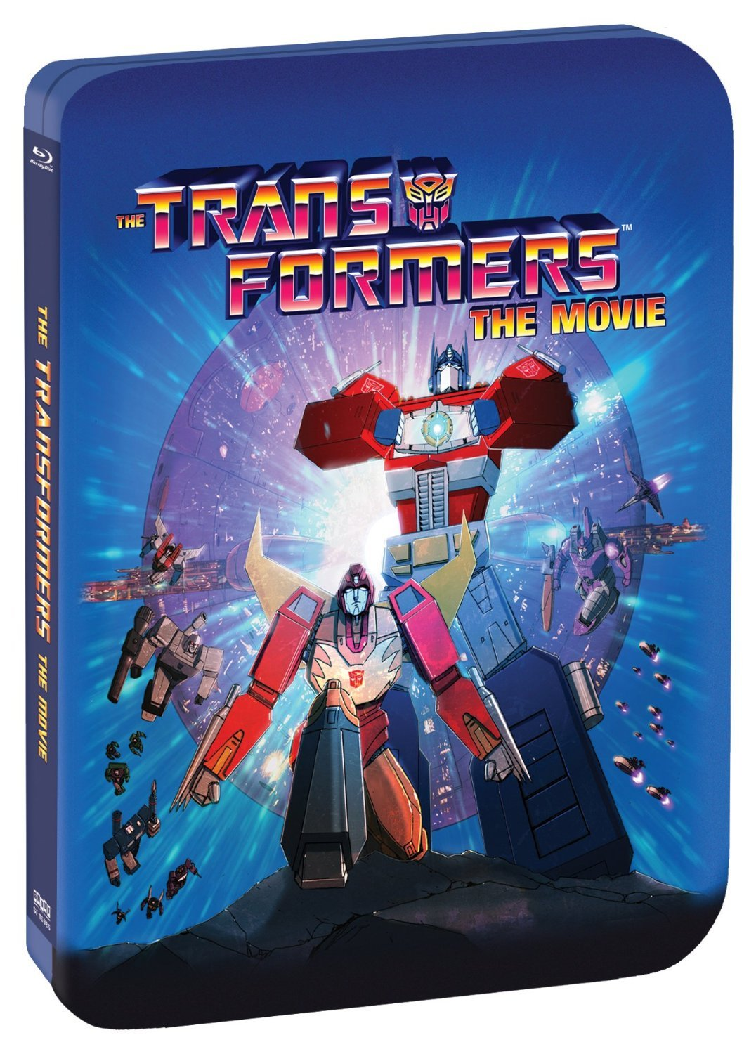 The Transformers The Movie 30th Anniversary Edition Anime Uk News