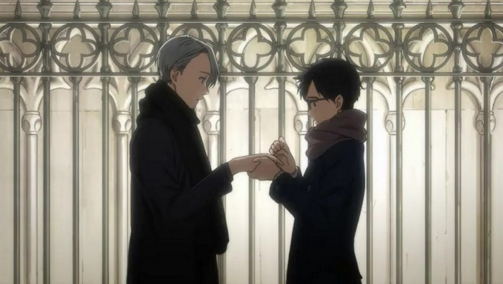 Streaming review of Yuri!!! On Ice, Episodes 9-12