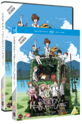 Digimon Adventure tri. The Movie Chapter 1: Reunion Review